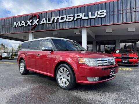2010 Ford Flex for sale at Maxx Autos Plus in Puyallup WA