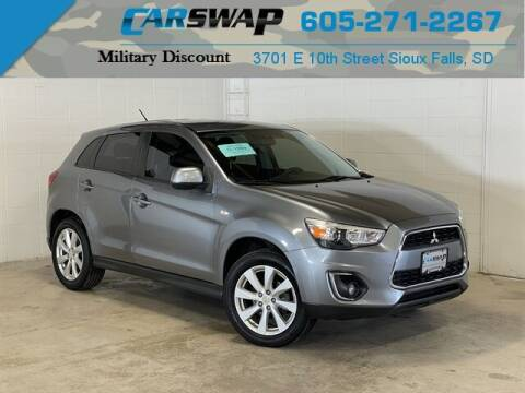 2013 Mitsubishi Outlander Sport for sale at CarSwap in Sioux Falls SD