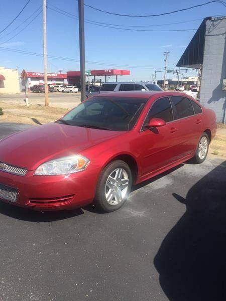 2014 Chevrolet Impala Limited for sale at Auto Credit Xpress - Jonesboro in Jonesboro AR