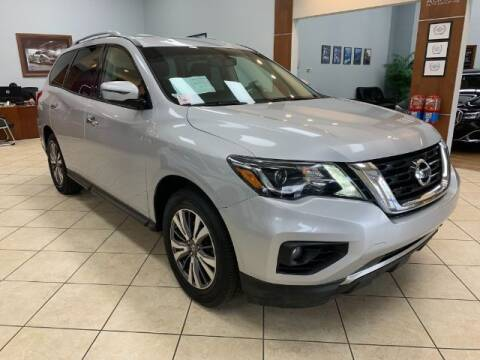 2017 Nissan Pathfinder for sale at Adams Auto Group Inc. in Charlotte NC