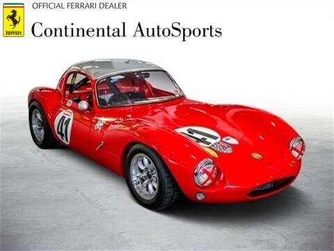 1963 Ginetta G4 for sale at CONTINENTAL AUTO SPORTS in Hinsdale IL