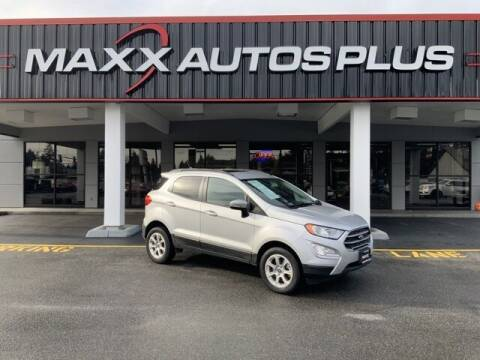 2018 Ford EcoSport for sale at Maxx Autos Plus in Puyallup WA