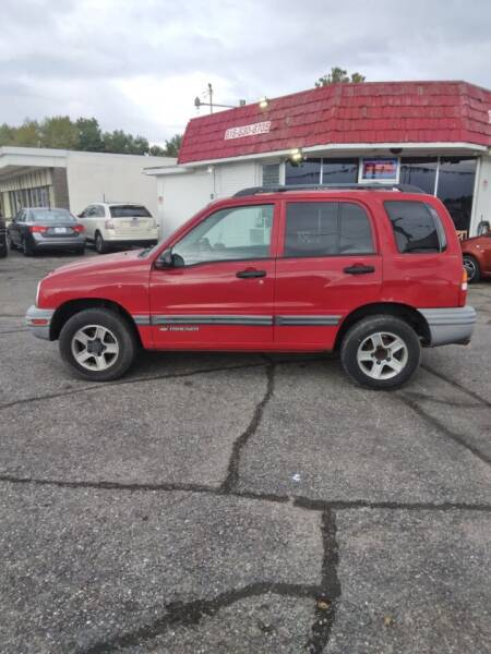 2004 Chevrolet Tracker for sale at Savior Auto in Independence MO