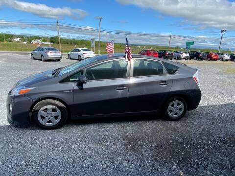 2010 Toyota Prius for sale at Tri-Star Motors Inc in Martinsburg WV