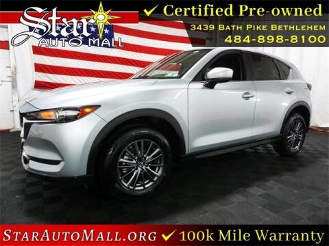 2019 Mazda CX-5 for sale at STAR AUTO MALL 512 in Bethlehem PA