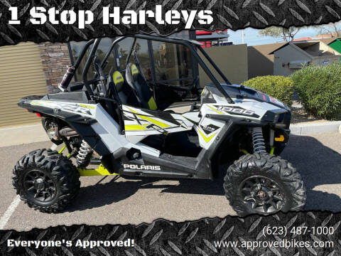 2018 Polaris Rzr for sale at 1 Stop Harleys in Peoria AZ