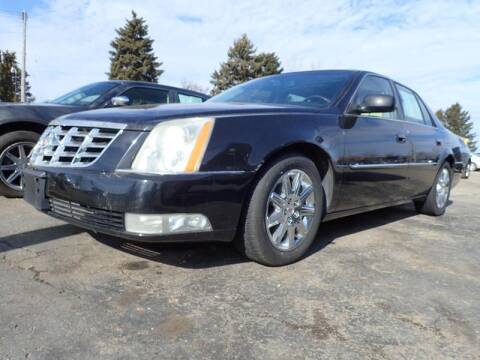 2009 Cadillac DTS for sale at RPM AUTO SALES in Lansing MI