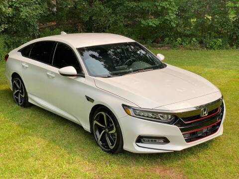 2020 Honda Accord for sale at Choice Motor Car in Plainville CT