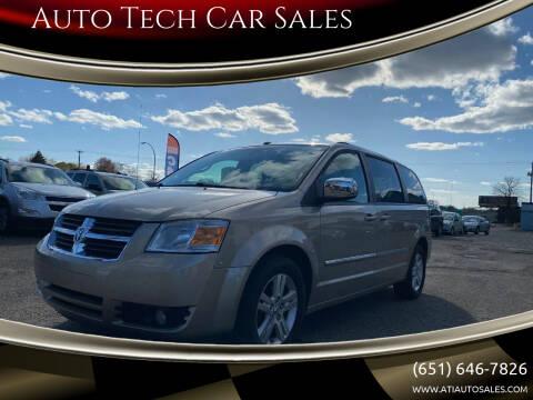 2008 Dodge Grand Caravan for sale at Auto Tech Car Sales in Saint Paul MN
