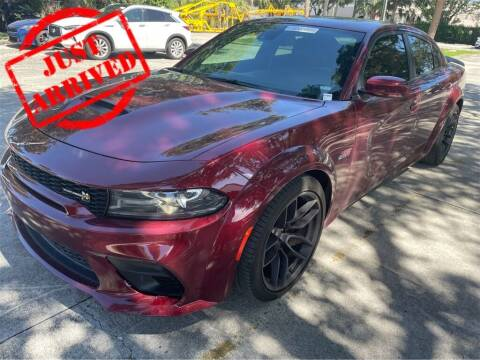 2020 Dodge Charger for sale at Florida Fine Cars - West Palm Beach in West Palm Beach FL