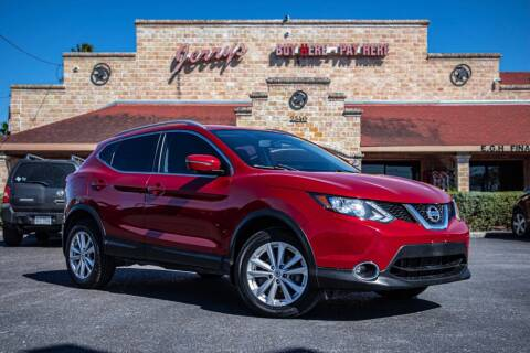 2017 Nissan Rogue Sport for sale at Jerrys Auto Sales in San Benito TX