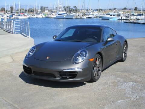 2014 Porsche 911 for sale at Convoy Motors LLC in National City CA