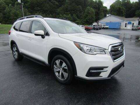 2021 Subaru Ascent for sale at Specialty Car Company in North Wilkesboro NC