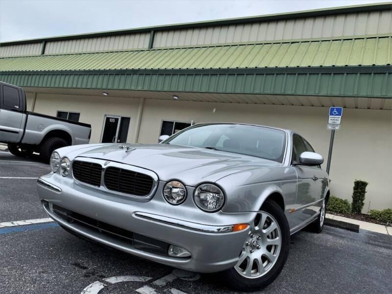 2004 Jaguar XJ-Series for sale at Fisher Motor Group LLC in Bradenton FL