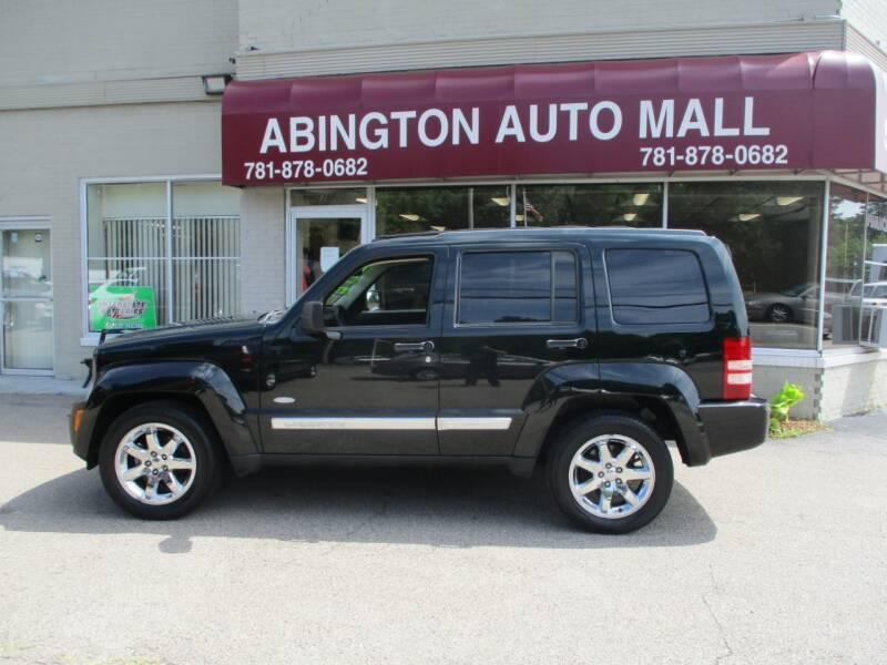 2012 Jeep Liberty for sale at Abington Auto Mall LLC in Abington MA