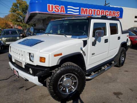 2005 HUMMER H2 SUT for sale at USA Motorcars in Cleveland OH