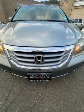 2008 Honda Odyssey for sale at AR's Used Car Sales LLC in Danbury CT
