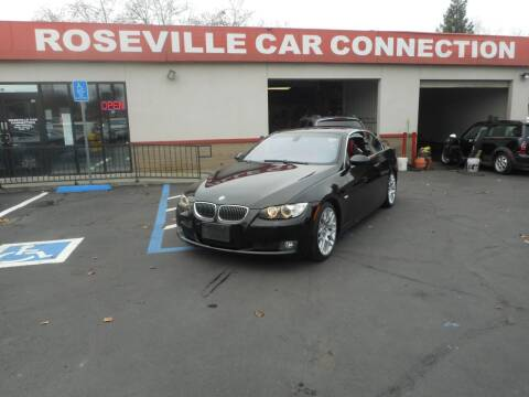 2007 BMW 3 Series for sale at ROSEVILLE CAR CONNECTION in Roseville CA