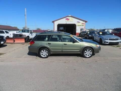 2007 Subaru Outback for sale at Jefferson St Motors in Waterloo IA