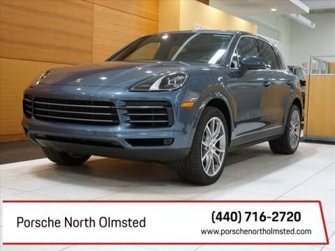 2020 Porsche Cayenne for sale at Porsche North Olmsted in North Olmsted OH