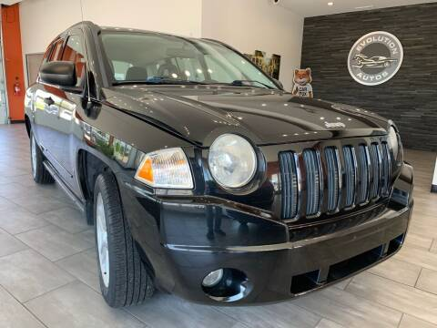2009 Jeep Compass for sale at Evolution Autos in Whiteland IN
