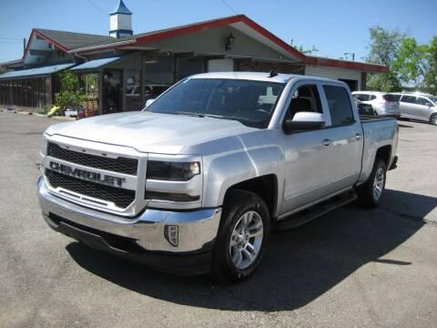 2018 Chevrolet Silverado 1500 for sale at Import Auto Connection in Nashville TN