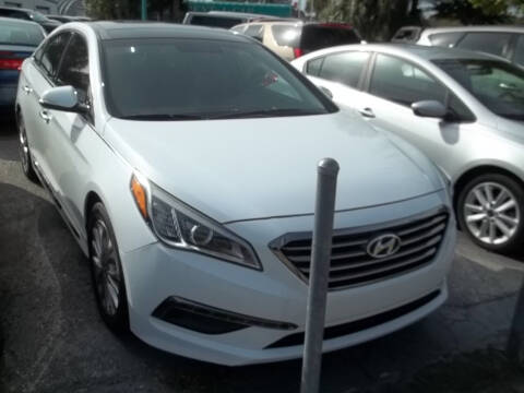 2015 Hyundai Sonata for sale at PJ's Auto World Inc in Clearwater FL