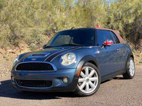 2009 MINI Cooper for sale at Baba's Motorsports, LLC in Phoenix AZ