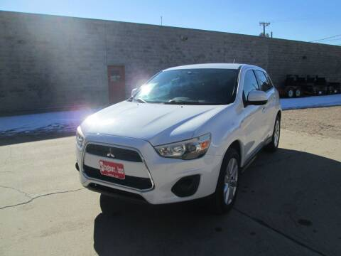 2014 Mitsubishi Outlander Sport for sale at Stagner INC in Lamar CO