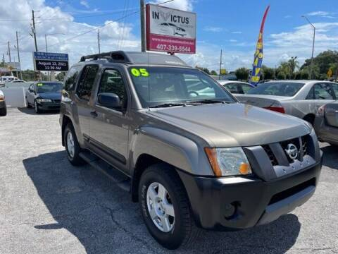 2005 Nissan Xterra for sale at Invictus Automotive in Longwood FL