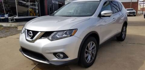 2016 Nissan Rogue for sale at Jerrys Vehicles Unlimited in Okemah OK