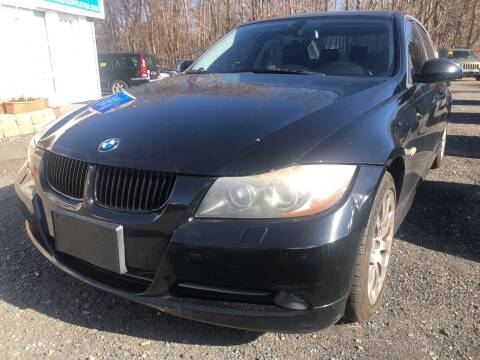 2006 BMW 3 Series for sale at AUTO OUTLET in Taunton MA
