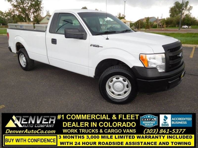 2013 Ford F-150 for sale in Parker, CO