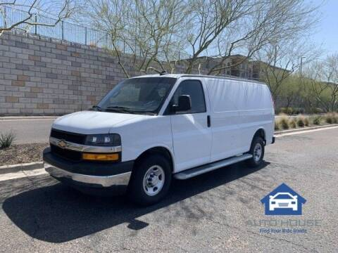 2019 Chevrolet Express Cargo for sale at Autos by Jeff Tempe in Tempe AZ