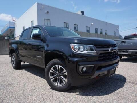2021 Chevrolet Colorado for sale at Mirak Hyundai in Arlington MA