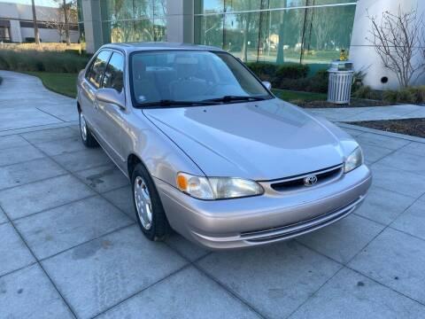 1999 Toyota Corolla for sale at Top Motors in San Jose CA