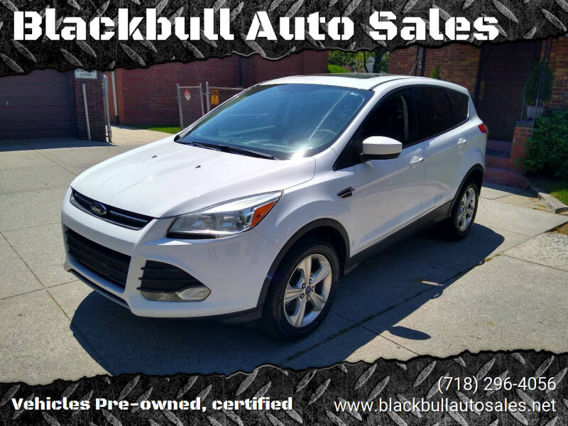 2013 Ford Escape for sale at Blackbull Auto Sales in Ozone Park NY