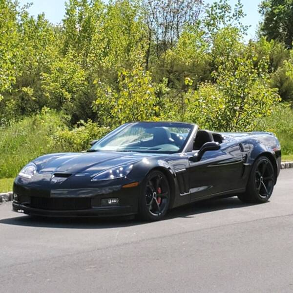2012 Chevrolet Corvette for sale at R & R AUTO SALES in Poughkeepsie NY