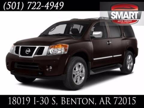 2014 Nissan Armada for sale at Smart Auto Sales of Benton in Benton AR