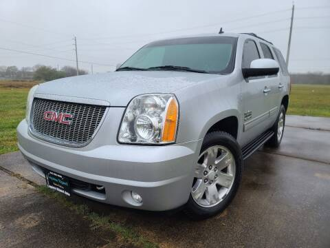 2013 GMC Yukon for sale at Laguna Niguel in Rosenberg TX