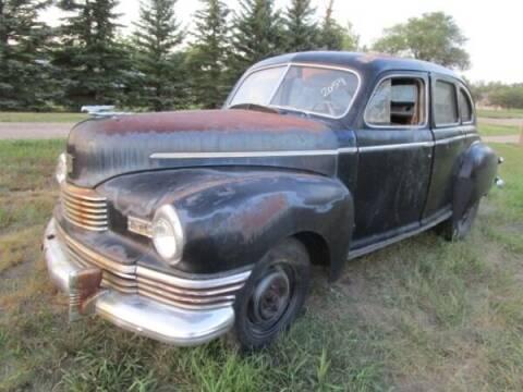1946 Nash Sedan