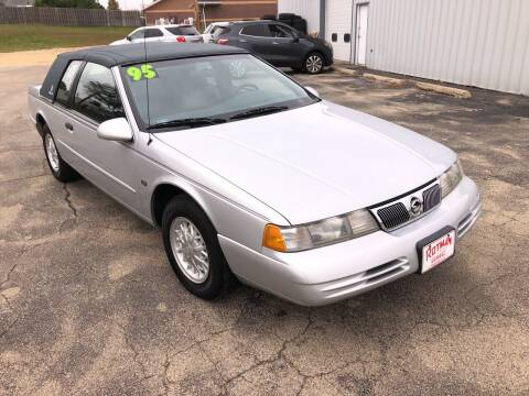 1995 Mercury Cougar for sale at ROTMAN MOTOR CO in Maquoketa IA