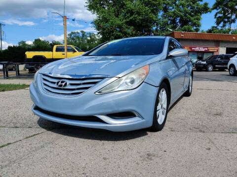2011 Hyundai Sonata for sale at Lamarina Auto Sales in Dearborn Heights MI