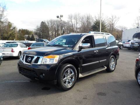 2011 Nissan Armada for sale at United Auto Land in Woodbury NJ