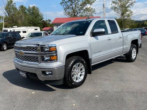 2015 Chevrolet Silverado 1500 for sale at Alexandria Auto Mart LLC in Alexandria PA