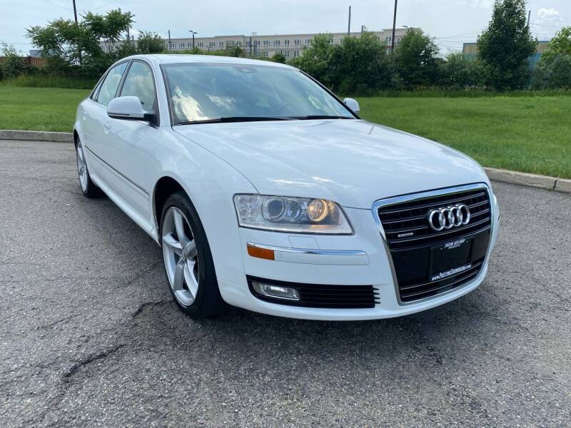 2009 Audi A8 for sale at Pristine Auto Group in Bloomfield NJ