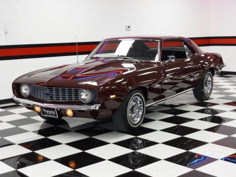 1969 Chevrolet Camaro for sale at Wagner's Classic Cars in Bonner Springs KS