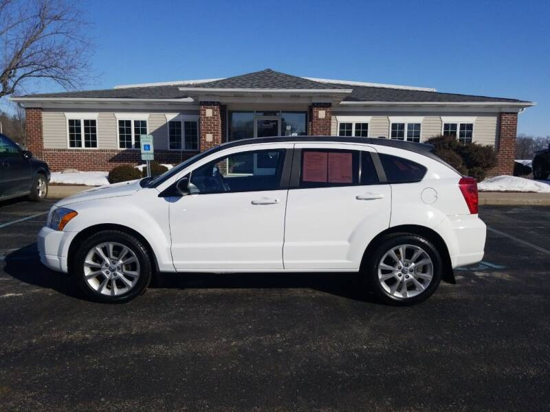 2011 Dodge Caliber for sale at Pierce Automotive, Inc. in Antwerp OH