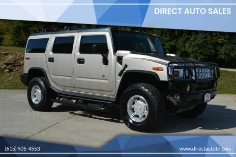 2005 HUMMER H2 for sale at Direct Auto Sales in Franklin TN
