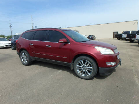 2011 Chevrolet Traverse for sale at BLACKWELL MOTORS INC in Farmington MO